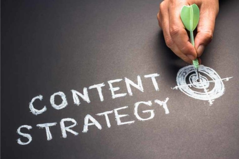 Keyword research and content strategy